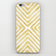 Gilded Bars iPhone & iPod Skin