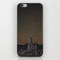 Kell Watch The Stars iPhone & iPod Skin