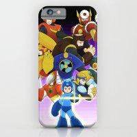 Megaman 2 iPhone 6 Slim Case
