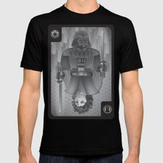 The King of Siths SMALL Black Mens Fitted Tee