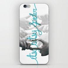 Itsy Bitsy iPhone & iPod Skin