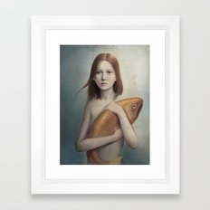 Pet Framed Art Print