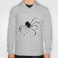 Octopus Ink Hoody