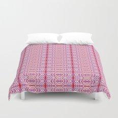 Purple for Marie  Duvet Cover