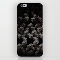 cwwb dyn gyn iPhone & iPod Skin