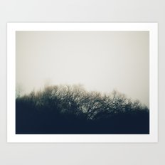 Fog Noir 3 Art Print