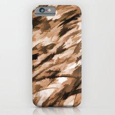 Camo - Beige on Beige Slim Case iPhone 6s