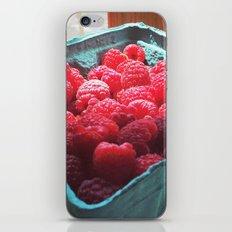 Raspberry Harvest iPhone & iPod Skin