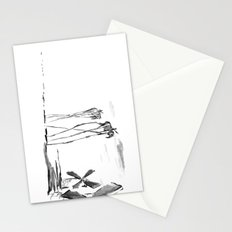 Tilting at Windmills Stationery Cards