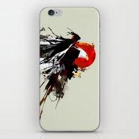 Eruption Eagle iPhone & iPod Skin