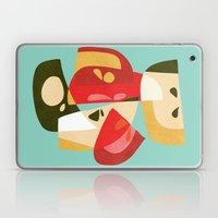 Apple Slices Laptop & iPad Skin