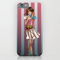 iPhone & iPod Case featuring Birthday Party #2 by Lily Art