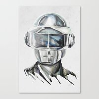 Nightvision Canvas Print