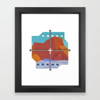 Rancho De Taos Church Framed Art Print