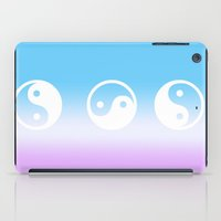 yin yang iPad Case