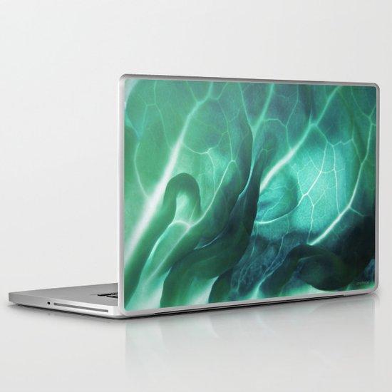 Aqua Plant (Art Of Food) Laptop & iPad Skin