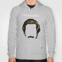 Ron Burgundy: Anchorman Hoody