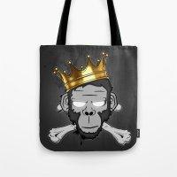 The Voodoo King Tote Bag