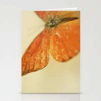 Love is like a Butterfly.... Stationery Cards