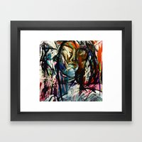 Insomnia 1 Framed Art Print