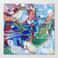 Nebula Canvas Print