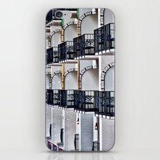 Balconies iPhone & iPod Skin
