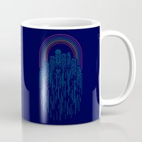Neon City Mug