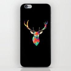 Geometric Deer iPhone & iPod Skin