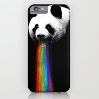iPhone & iPod Case featuring Pandalicious by nicebleed