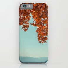Autumn lights and summer serenity Slim Case iPhone 6s