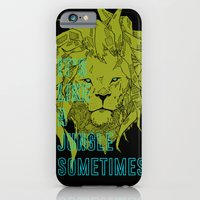 It's Like A Jungle Somet… iPhone 6 Slim Case