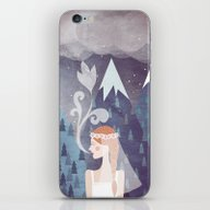 iPhone & iPod Skin featuring About Love by Lidia Tomashevskaya