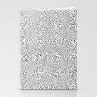 Keys Allover Print Stationery Cards