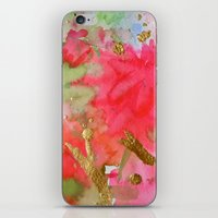 Le Jardin Coral iPhone & iPod Skin