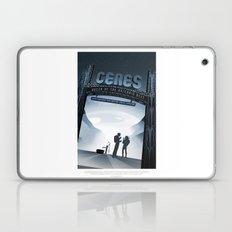 Ceres - NASA Space Travel Posters  Laptop & iPad Skin