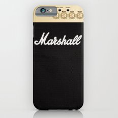 We are Marshall iPhone 6 Slim Case