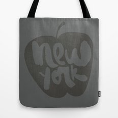 NY: The Big Apple Tote Bag