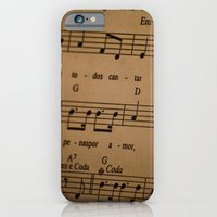 Music Tabs iPhone 6 Slim Case