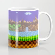 Green Hill Mug