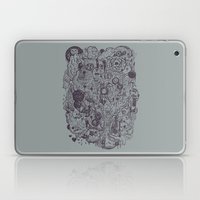 Polyphobic Vomit Laptop & iPad Skin
