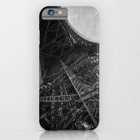 eiffel iPhone & iPod Cases featuring Eiffel by Tom Radenz
