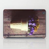 Flower Cone III iPad Case