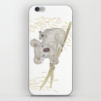 Koala & Baby iPhone & iPod Skin