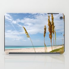 Mark Your Piece of Paradise iPad Case