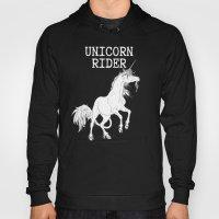 Unicorn rider Hoody