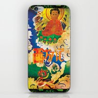 Sun Wukong Confronts Bud… iPhone & iPod Skin