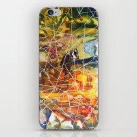 Triangle City iPhone & iPod Skin