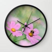 Summer Sweet Summer Wall Clock