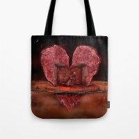 Deepheart Tote Bag
