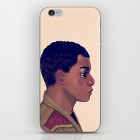 Finn iPhone & iPod Skin